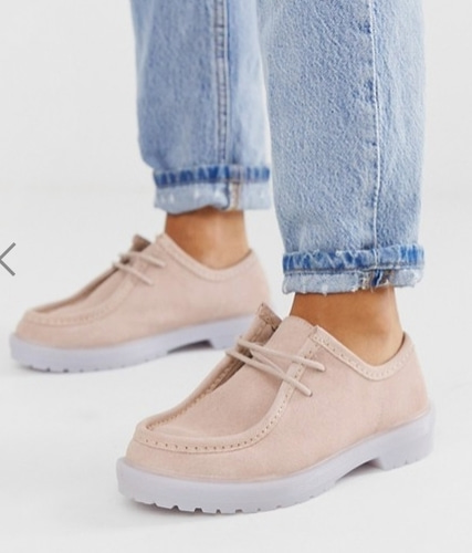 ASOS DESIGN leather shoes