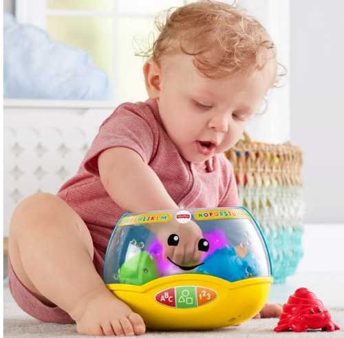 Fisher-Price  Fishbowl