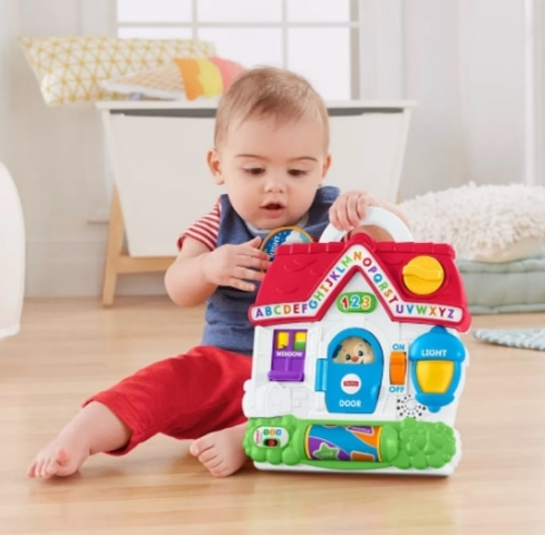 Fisher-Price  Activity Home