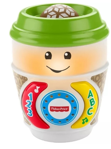 Fisher-Price Coffee Cup