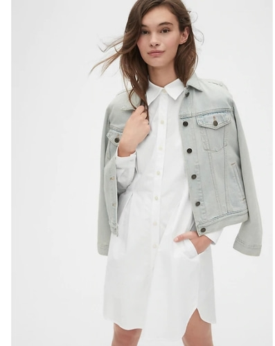 Gap shirtdress