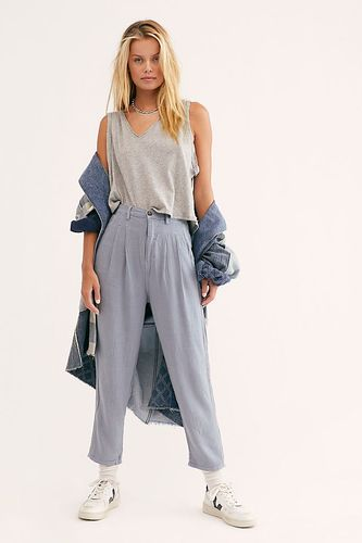 Free People pants - 리넨혼방