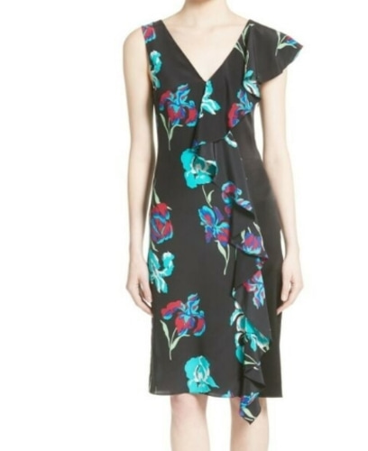Diane von Furstenberg Dress - 실크 드레스