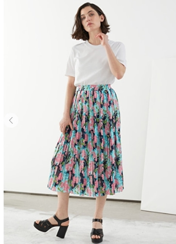 & other stories skirt - 고무줄
