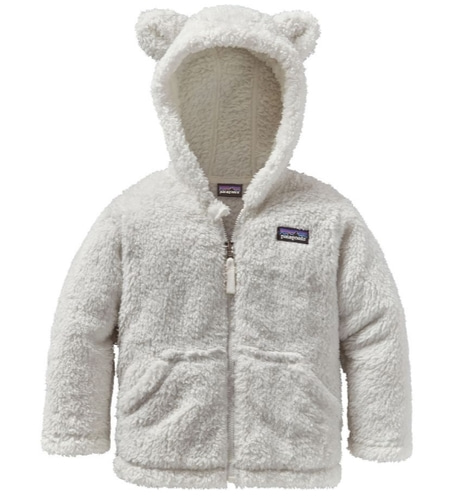 Patagonia Furry Friends Fleece Hooded Jacket -3T 바로출고