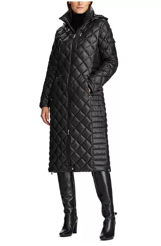 Lauren Ralph Lauren down coat