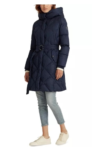Lauren Ralph Lauren down coat - 쁘띠 XXS ,S  특가 (160 이하 추천 )