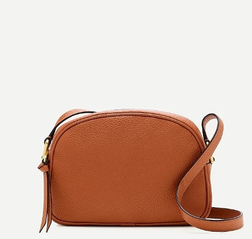 J.Crew leather crossbag - 오늘만 더더 세일
