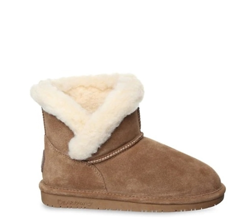 bearpaw  Suede Boots