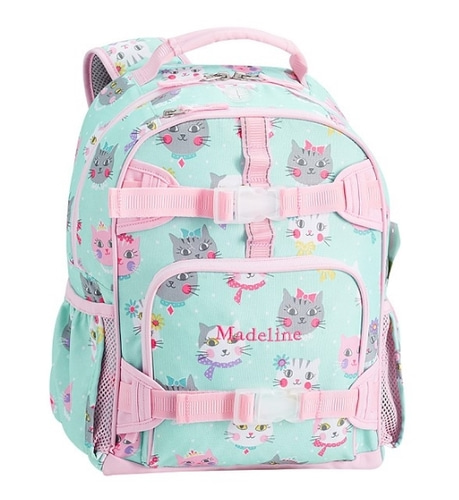 pottery barn kids backpack -Mackenzie