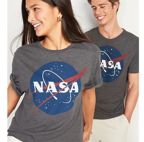 Old Navy NASA® Gender-Neutral Graphic Tee