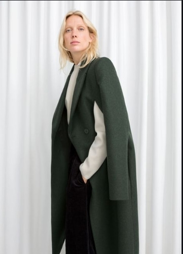 & other stories coat -60% SALE!