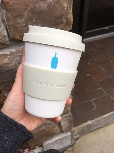 Blue Bottle x Ecoffee Cup - 12oz    - 2개