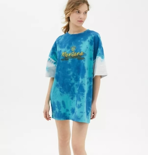 urban outfitters tee dress - 바로출고