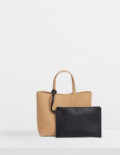 theory Suede bag